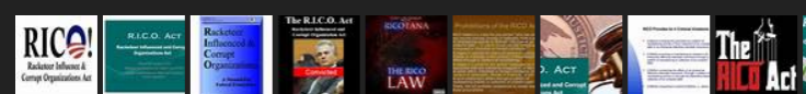 books on rico act prosecution and crime