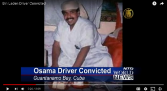 Who Was Osama Bin Ladens Driver?