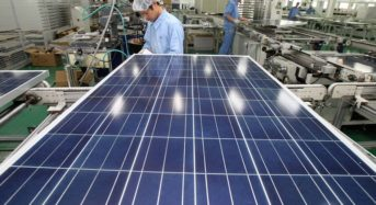 Import tax posted by Trump: Chinese solar panels?