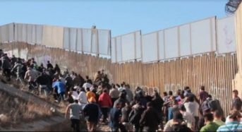 Illegal migrants apprehended at border was record high in October