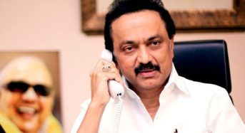 Regional Parties Should Join Hands to Defeat BJP: M.K. Stalin