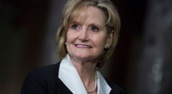 Cindy Hyde-Smith Ends Her Mississippi Rally