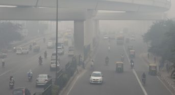 Delhi Air Pollution Levels Takes a Beating After Diwali Night