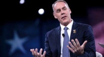 Trump tweets Interior Secretary Ryan Zinke to resign