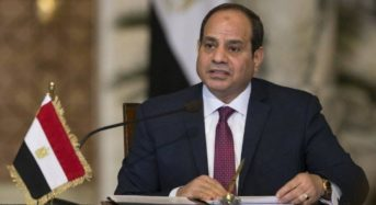 Egyptian President To Attend Africa-Europe Event