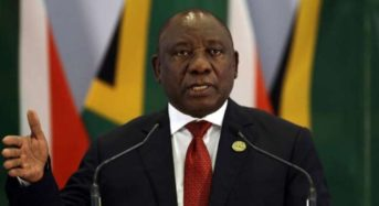 Cyril Ramaphosa- 5th South African President