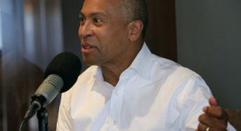 Deval Patrick Will Not Contest Presidential Election