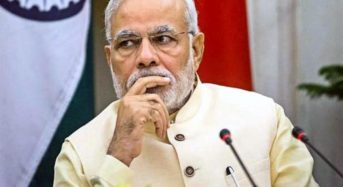 Narendra Modi Concerned About Election Results