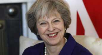 Theresa May Gets Majority At Confidence Vote