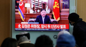 Kim Jong warns Trump not to test his patience with sanctions
