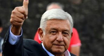 Mexican president announces end to war on drugs