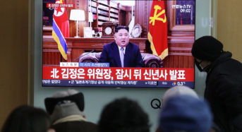 North Korea warns people not to watch South Korean TV