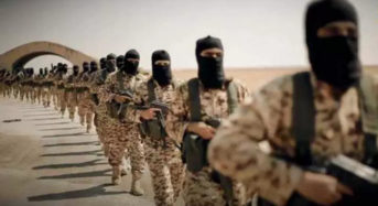 Once ISIS caliphate was size of Britain, now limited to 6 sq. miles in Syria