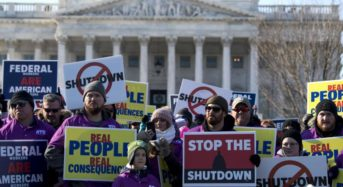 Trump mostly blamed for longest shutdown in US history: CNN Poll