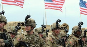 US finally begins troops withdrawal from Syria