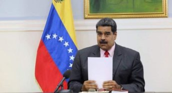 Venezuela president asks US diplomats to leave country