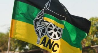 African National Congress Starts Election Campaign