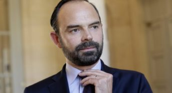 New Law To Control Protesters Says Edouard Philippe