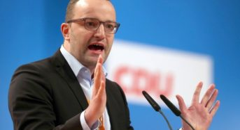 Jens Spahn- Youngest German Parliament Member