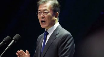 Moon Jae-in Appoints New Head Of Staff