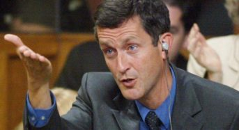 Svend Robinson Is Back Into Politics