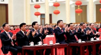 Xi Jinping Compliments ACFIC And Other Party Members