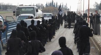 Islamic State completely cornered, left with just 700 sq. meters in Syria