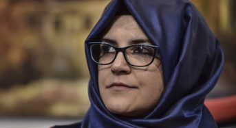 Khashoggi's fiancee too could have been murdered: Investigation