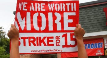 New Jersey raises minimum wage to $15 an hour