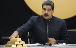 Maduro warns Trump White House will be stained with blood
