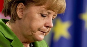 Angela Merkel May Not Campaign For State Elections