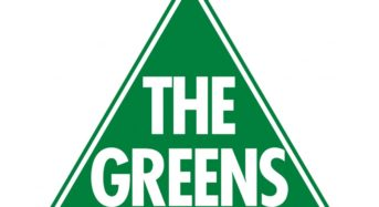 Australian Greens Want Parties To Reveal Donations