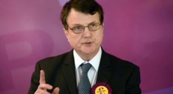 Gerard Batten Sends Petition To Queen