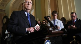 Green New Deal Will Be Put For Voting Says Mitch McConnell
