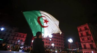 Amid mass protests Algerian president announces not to seek 5th term