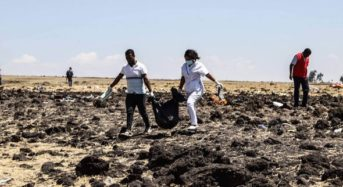 China suspends Boeing 737 Max planes following fatal crash in Ethiopia