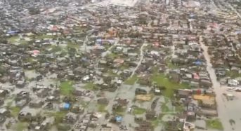 Cyclone Idai took 750 lives in Mozambique