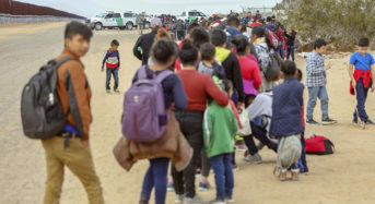 February was busiest for southern border with 76,000 migrants flow