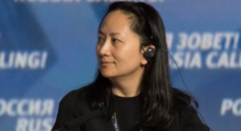 Huawei CFO Meng sues Canada over her detention last December