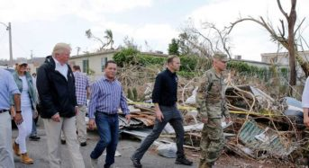 Hurricane-devastated Puerto Rico has received enough aid: Trump