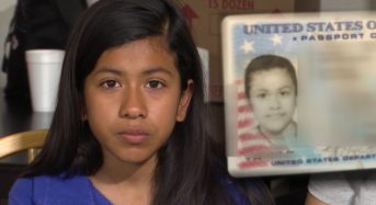Immigration staff keeps 9-year old in detention for 2 days while on way to school