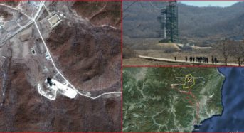 North Korea rocket facility in preparation mode suggests satellite images