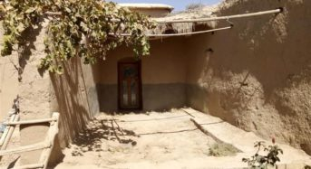 Taliban releases mud house photos claiming Mullah Omar lived here