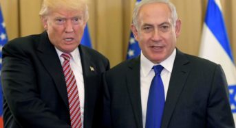 Benjamin Netanyahu Uses Trump To Get Votes