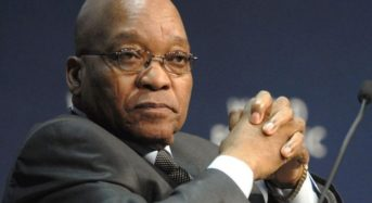 Jacob Zuma Has Been Involved In SSA Scandal