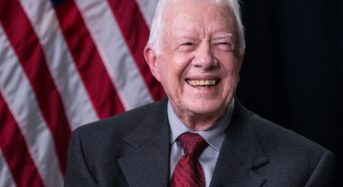 Jimmy Carter Wants To Reach North Korea To Discuss Denuclearization