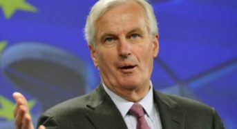 Michel Barnier Warns Lawmakers About Transition Period