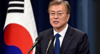 Moon Jae-in Will Reach U.S In April For Summit