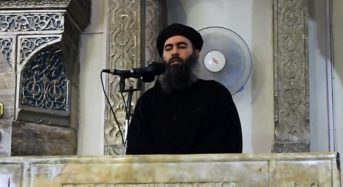 Baghdadi is not dead, IS releases a video