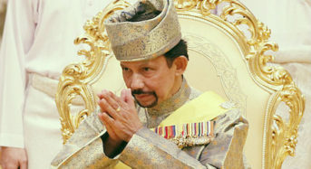 Britain to strip honorary titles from Brunei's Sultan as backlash to homosexuality law
